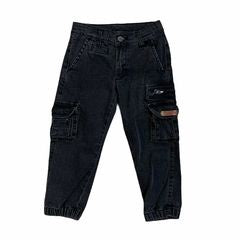 Henleys Kids Eagle Denim in Black