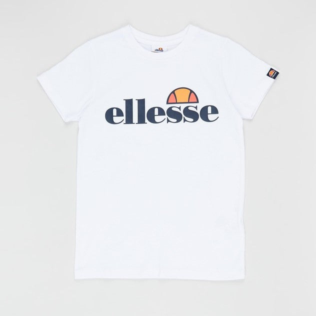 Ellesse Boys Malia Tee in White