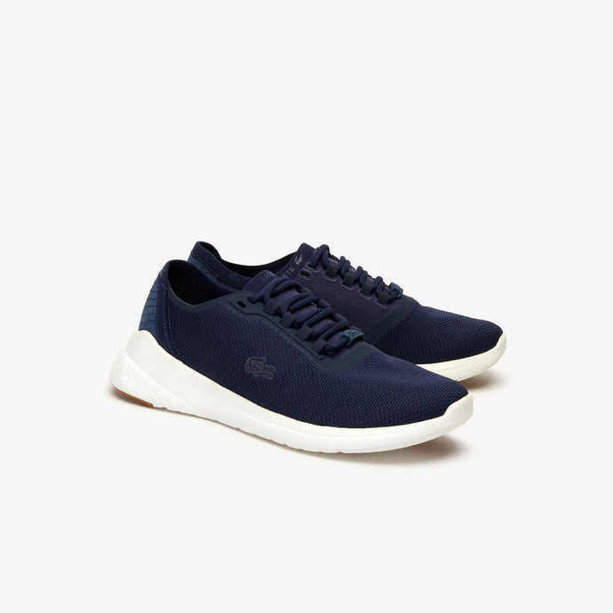 Lacoste Women LT Fit 319 2 SFA Shoes in Navy/ Off White