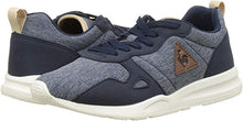 Le Coq Sportif Kids R600 GS Craft 2 Tones Shoes in Dress Blue/ Sesame