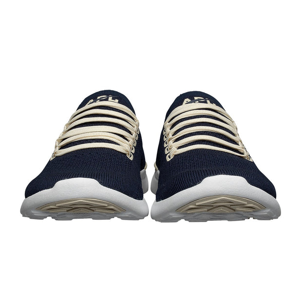 Men's TechLoom Breeze Merino Wool Navy/Parchment/White