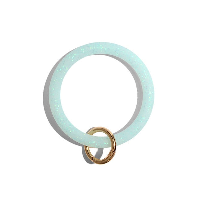Lily Key Chain Bangle