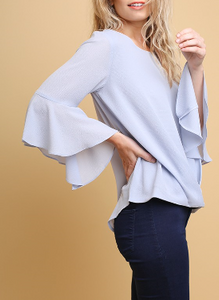 Scoop Hem Top