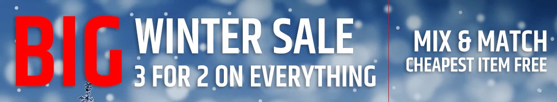 Winter Sale 3 For 2
