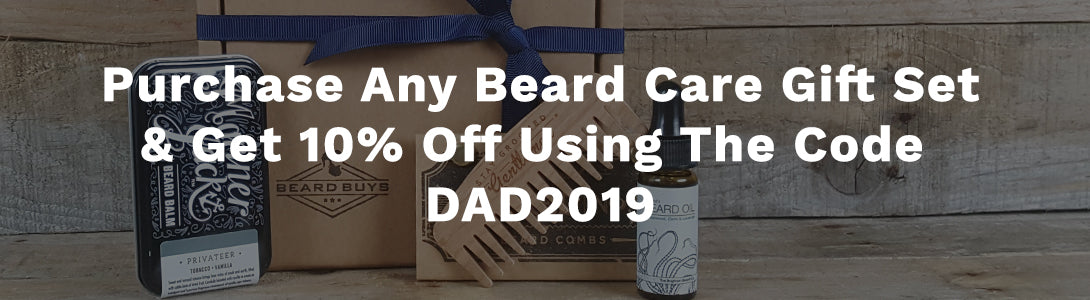Beard Oil & Balm Offer