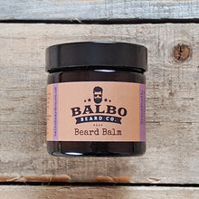 Balbo Beard Co. - #11 Beard Balm, Grapefruit, Patchouli & Cedarwood