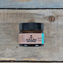 Balbo Beard Co. - #8 Beard Balm, Cedarwood, Lime, Bergamot & Grapefruit
