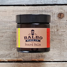 Balbo Beard Co. - #9 Beard Balm, Orange & Grapefruit
