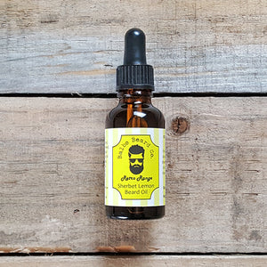 Balbo Beard Co. - Sherbet Lemon Beard Oil