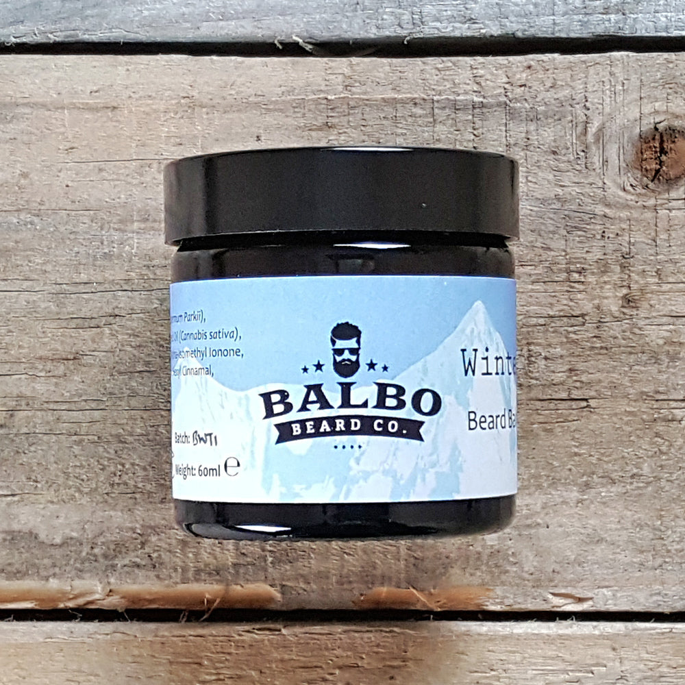 Balbo Beard Co. - Winter Beard Balm