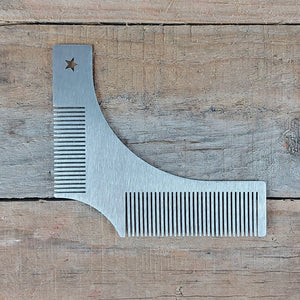 Beard Buys Simplicity Beard Shaping Tool