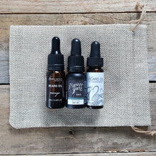 Beard Oil Starter Selection Gift Set