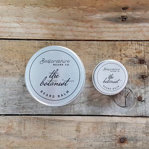 Bedfordshire Beard Co. - The Botanist Beard Balm