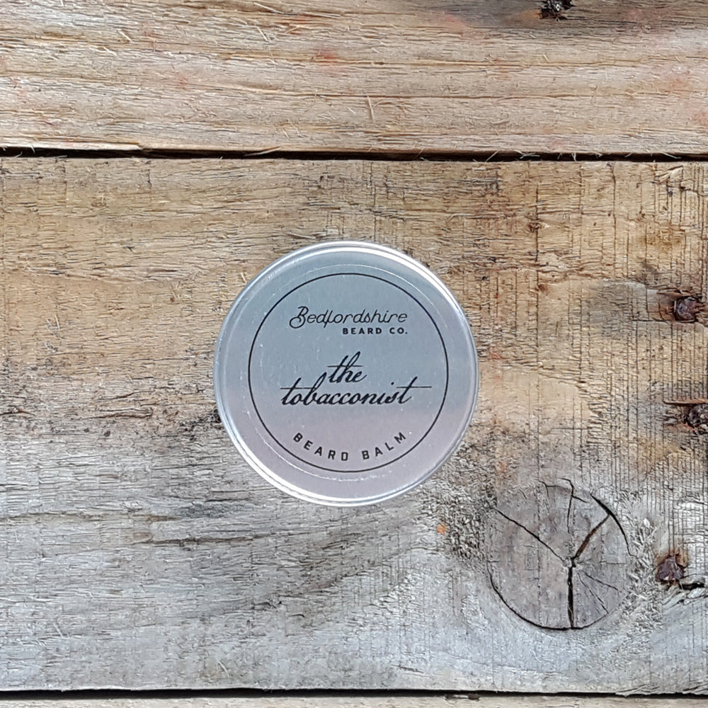 Bedfordshire Beard Co. - The Tobacconist Beard Balm