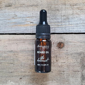 Bedfordshire Beard Co. - The Botanist Beard Oil