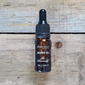 Bedfordshire Beard Co. - The Tobacconist Beard Oil