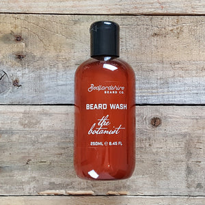 Bedfordshire Beard Co. - The Botanist Beard Wash
