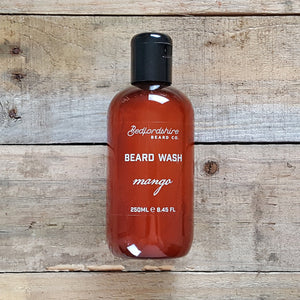 Bedfordshire Beard Co. - Mango Beard Wash