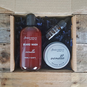 Bedfordshire Beard Co. Beard Care Starter Kit