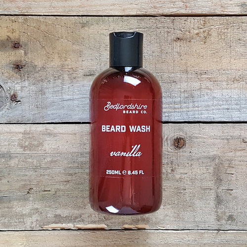 Bedfordshire Beard Co. - Vanilla Beard Wash