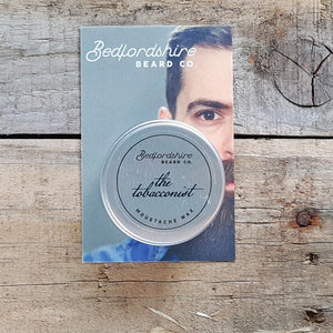 Bedfordshire Beard Co. - The Tobacconist Moustache Wax