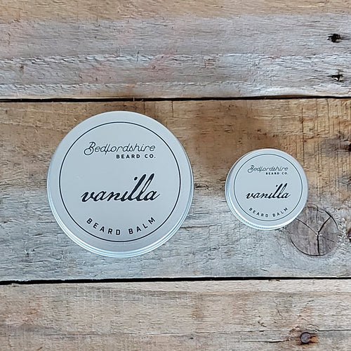 Bedfordshire Beard Co. - Vanilla Beard Balm