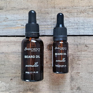 Bedfordshire Beard Co. - Vanilla Beard Oil