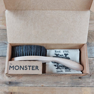 Kent Monster Beard Brush