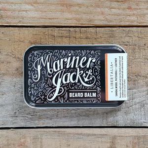 Mariner Jack - Libertalia Beard Balm, Sandalwood, Patchouli & Leather
