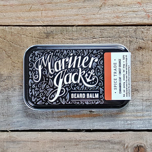 Mariner Jack - Spice Trade Beard Balm, Cinnamon Leaf and Sweet Orange