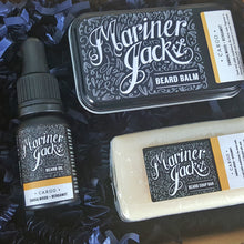 Mariner Jack Beard Care Starter Kit