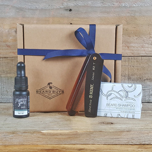 Beard Buys 'English Gent' Beard Care Gift Set