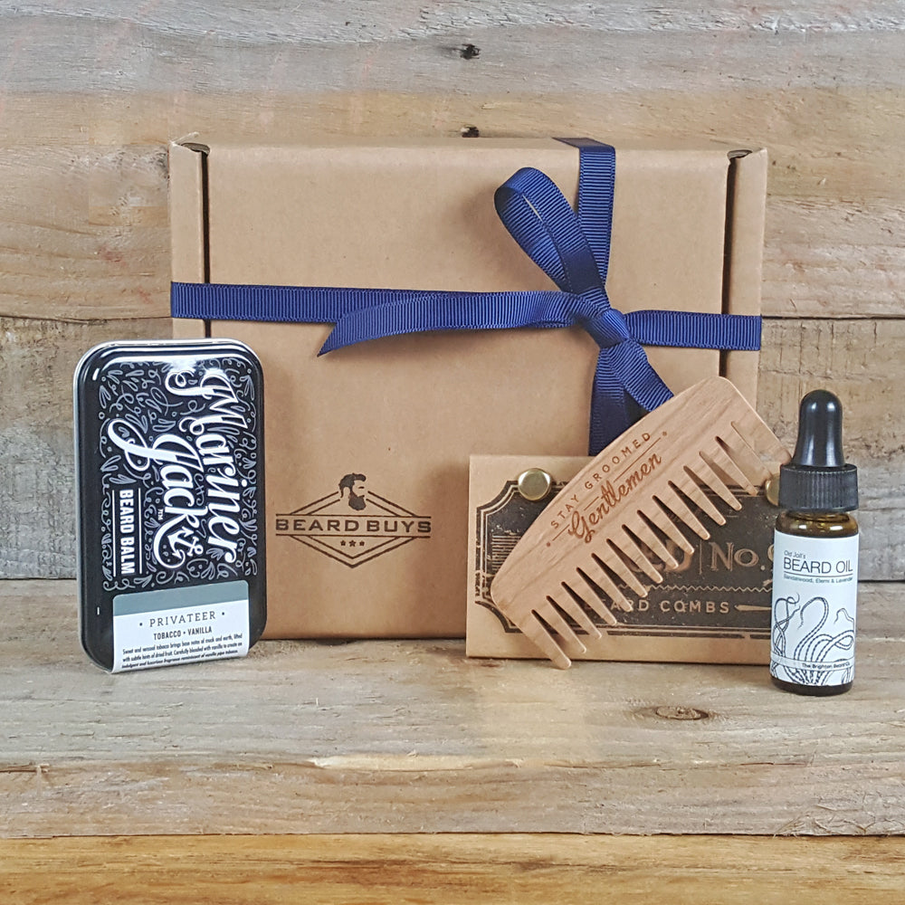 Beard Buys 'Lumberjack' Beard Care Gift Set