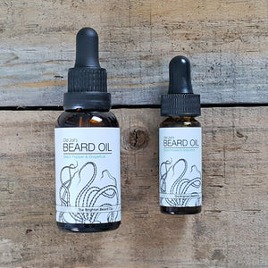 The Brighton Beard Company - Old Joll's Beard Oil, Black Pepper & Grapefruit