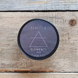 Runesilk Elements Air Beard Balm