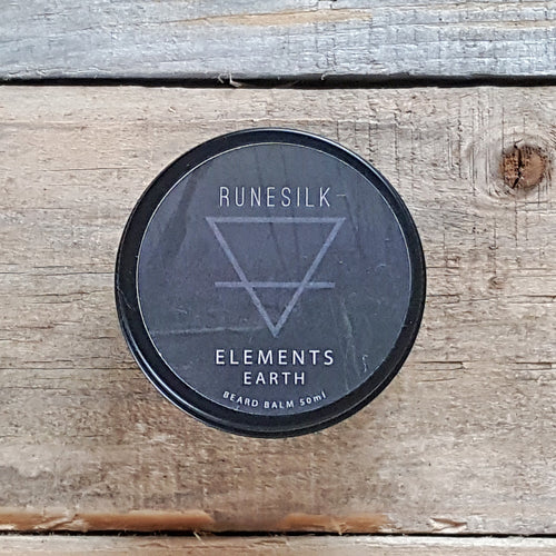 Runesilk Elements Earth Beard Balm