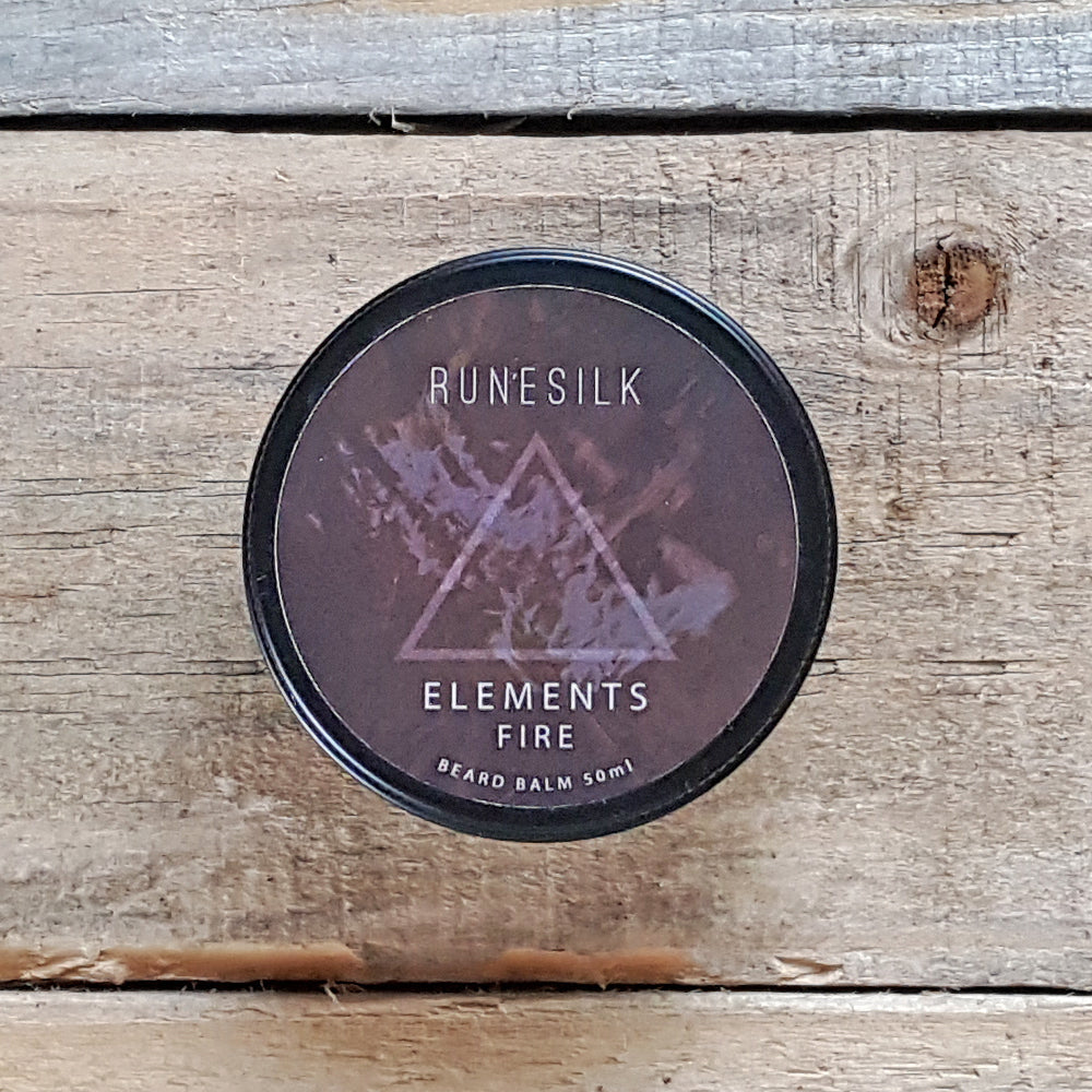 Runesilk Elements Fire Beard Balm