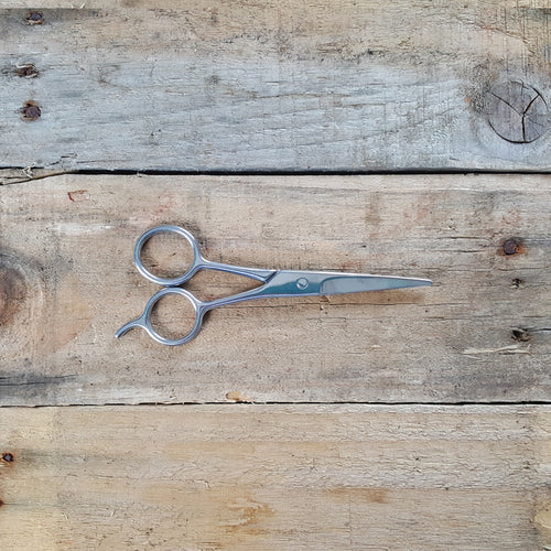 Beard Buys Simplicity BlueZoo Short Beard Scissors
