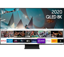 "SAMSUNG QE75Q800TATXXU 75"" Smart 8K HDR QLED TV with Bixby, Alexa & Google Assistant - smartappliancesuk"