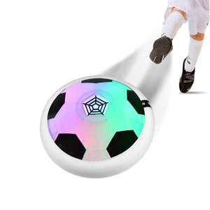 LED Flashing Hover Ball - Black Foam