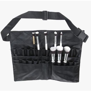 Professional Cosmetic Makeup Brush Apron