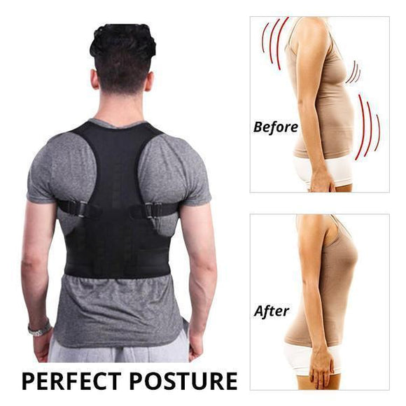 Perfect Posture | Back Pain Magnetic Belt