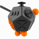 12 Sided Anti-Stress Fidget Cube II