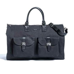 2-in-1 Weekender Duffel Bag and Suit Carrier