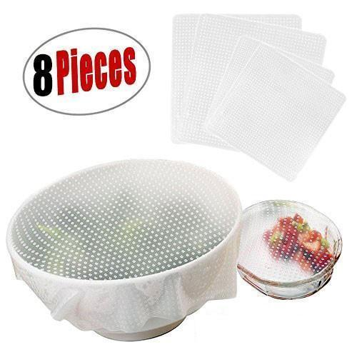 8 Pieces Food Protector Stretch
