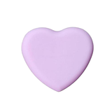 Heart Shape Silicone Cosmetic Brush Cleaner Board
