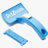 Pet Zoom Grooming Brush