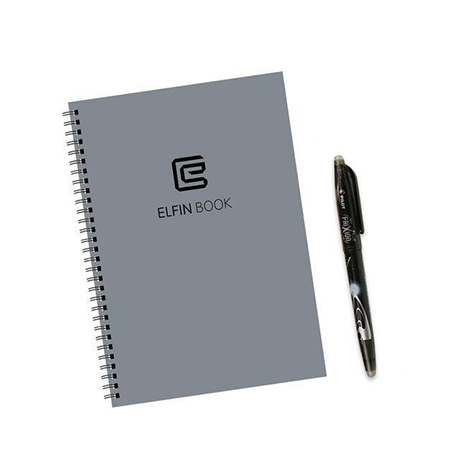 Elfinbook Erasable Smart Notebook