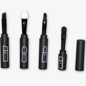 4 in 1 Travel Brush Set