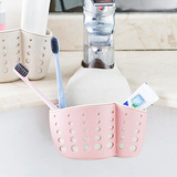 Sponge Drainer and Soap Holder Rack